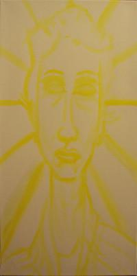 Diane Arbus - Step 1 - Yellow