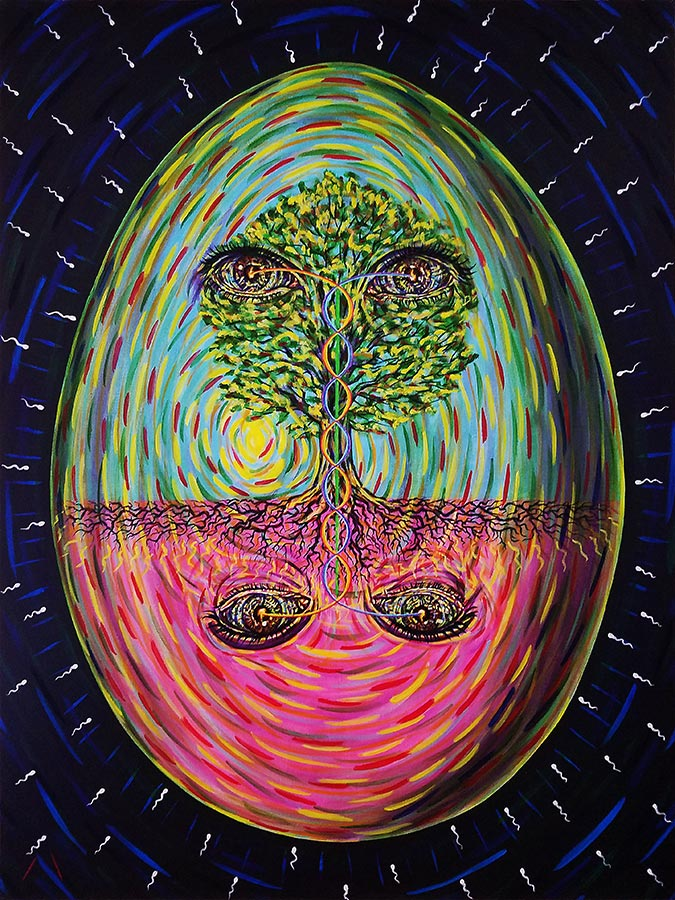 Bios, seed of the tree of life